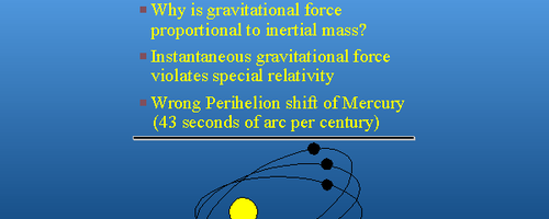 Blog Post Header Image COSMOLOGICAL DIFFICULTIES OF NEWTON'S THEORY