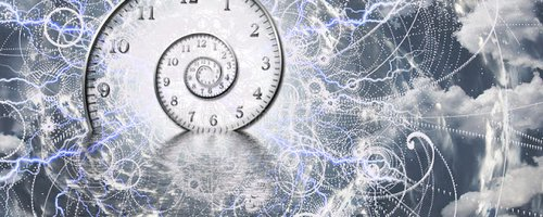 Blog Post Header Image Characterizing the 'arrow of time' in open quantum systems